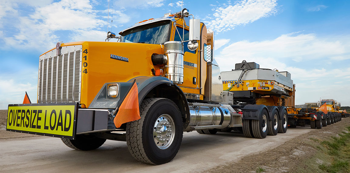 Northwest Heavy Haul Truck